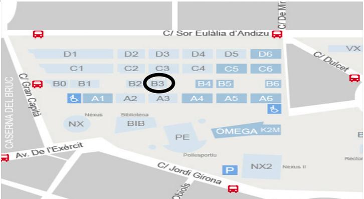Mapa B3