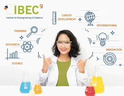 4 beques per cursar el Master Programme fellowships a l'Institut de Bioenginyeria de Catalunya
