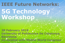 5G Technology Workshop during Mobile World Congress in Barcelona -  28 February