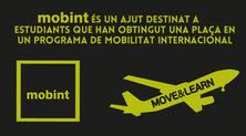 Ajuts MOBINT 2017 de l'AGAUR per a estudiants de mobilitat
