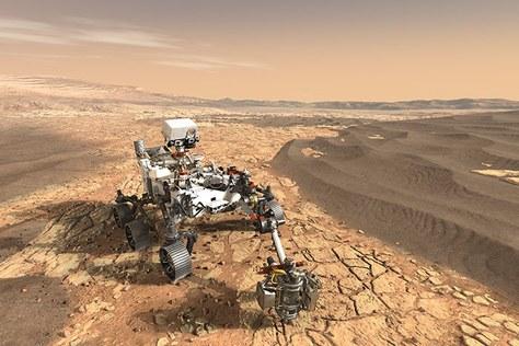 Beca doctoral per treballar en el projecte que portarà sensors de vent a les missions de la NASA a Mart