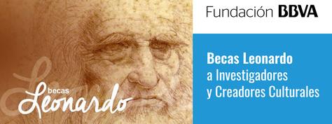 Becas Leonardo a Investigadores y Creadores Culturales Fundación BBVA