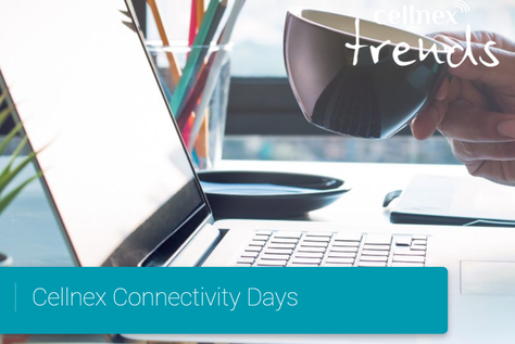 Cellnex Connectivity Days: The impact of Smart & IoT technologies in the post-COVID ERA- Webinar 8 octubre