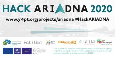 Concurso virtual global de innovación abierta Hack ARIADNA 2020
