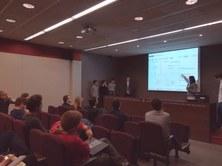 Presentació de resultats dels Projectes Avançats en Enginyeria (PAEs) del Q1