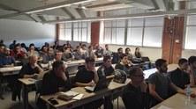 El passat dia 8 de febrer va tenir lloc la presentació dels Projectes Avançats d'Enginyeria del Q2
