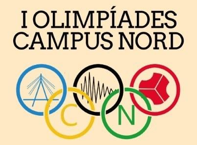 El pròxim dia 3 d'octubre les tres delegacions d'estudiants del Campus Nord organitzen les primeres Olimpíades Campus Nord