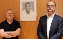 Presentació del retrat de l'exdirector prof. Ferran Marqués
