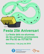 Festa 25è Aniversari Pla 92 - 1 de juny