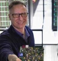 Francesc Moll, ha participat en el primer processador de codi obert integrament dissenyat a Espanya