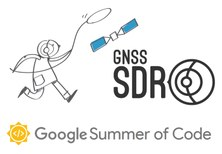 GNSS-SDR as a mentoring organization for the Google Summer of Code 2019 program