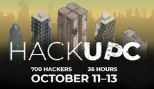 HackUPC cerca hackers i voluntaris! - octubre 11-13