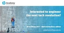 """HP incorporará a recién titulados de toda Europa a través de """"HP Academy 2017"""""""
