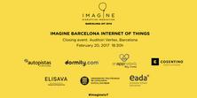 Imagine Barcelona IoT 2016-2017 Closing Event