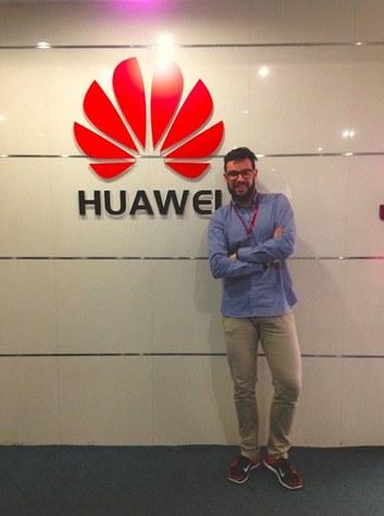 L'estudiant Adrià Romero López guanya el concurs Seeds for the Future de Huawei