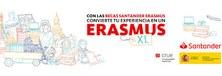 Mobilitat: Convocatòria de beques Santander Erasmus 2019/2020