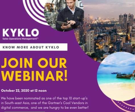 Networking: KYKLO company, do you want to work in Thailand? - 22 October