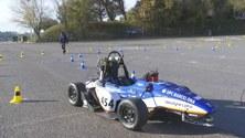 Reportatge de TV3 sobre l'equip UPC que competeix a la Formula Student Driverless format per estudiants de l'ETSETB i de la UPC