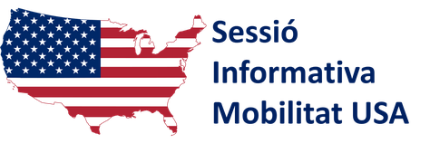 "Mobilitat: Sessió Informativa / Information Meeting ""USA Mobility 2021-2022"" - 2/12/20"