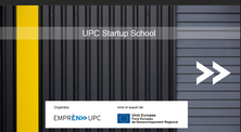 UPC Startup School: emprenedoria UPC