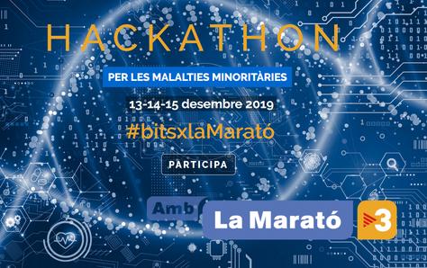 UPCTelecos amb #bitslaMarató, la Hackathon de la FIB per La Marató de TV3 - 13 al 15 desembre