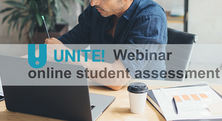 Webinar Online Students Assessment
