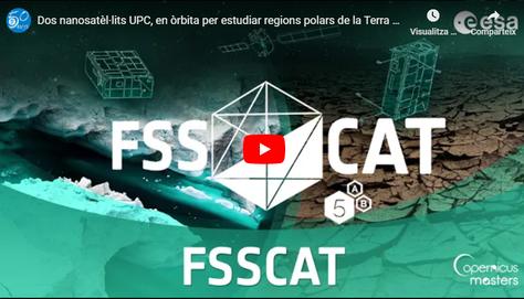 Xerrada: FSSCAT, la primera missió basada en CubeSats que contribueix al sistema Copernicus: de la concepció de la missió a la generació de mapes d'humitat i gel - 16 desembre