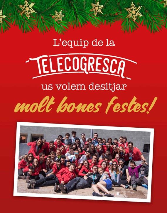 Telecogresca Nadal 2018